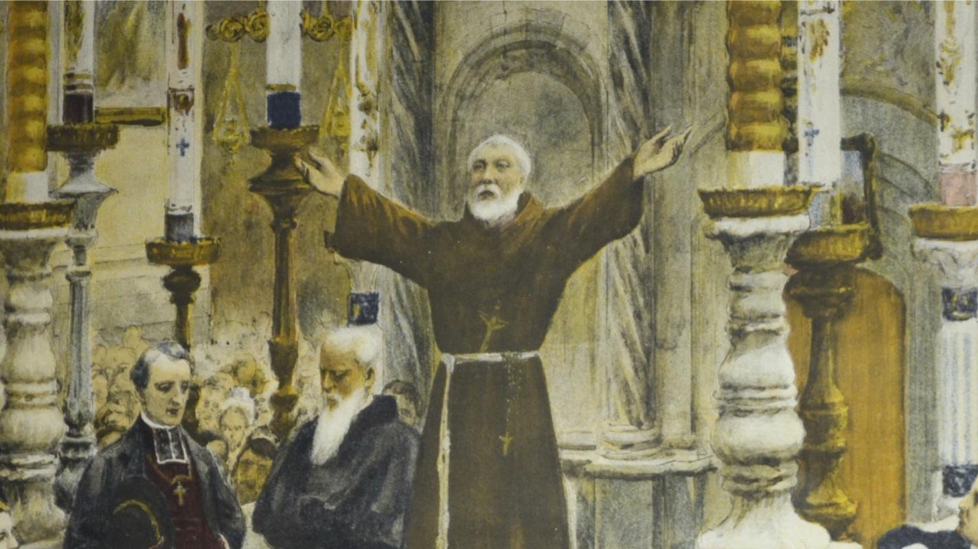 Bon Père Frédéric